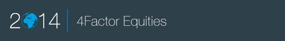4Factor Equities investment views banner