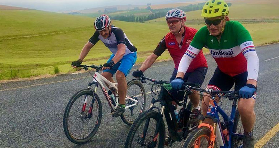 Investec Cycle tour 2019